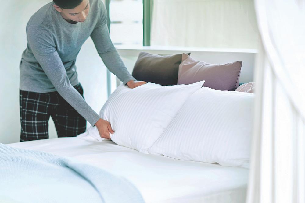Tencel bedding