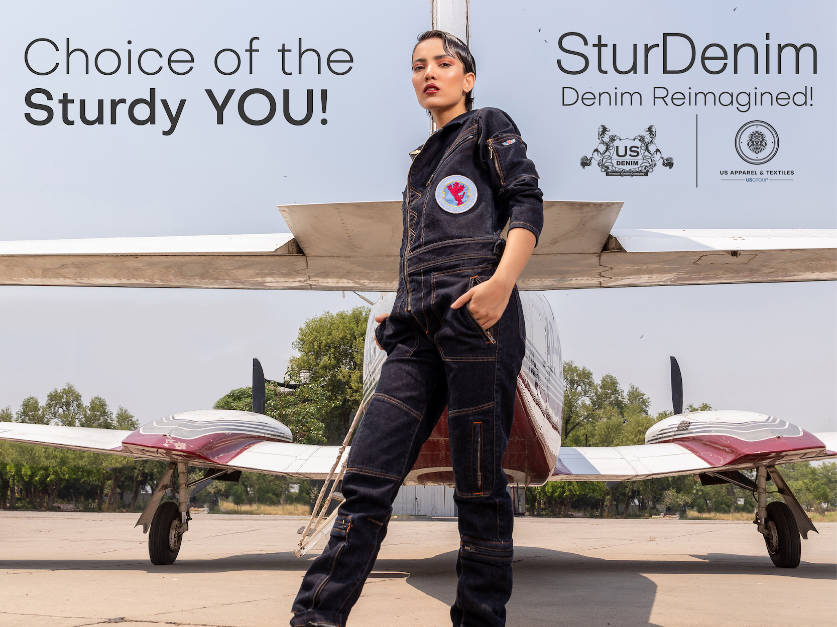 US Denim Mills, part of US Apparel & Textiles in Lahore, Pakistan, is introducing a first-ever workwear collection called STURDENIM in its seasonless line.