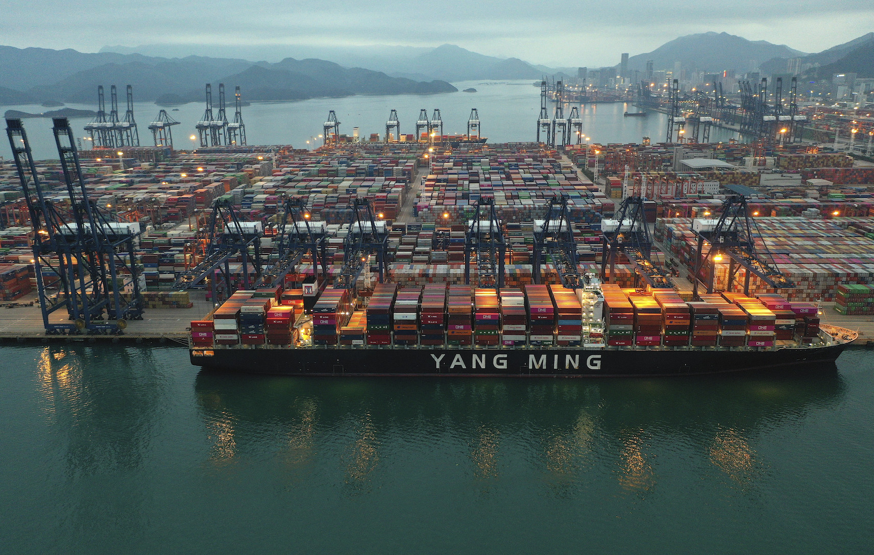 """Supply constraints impacting ocean freight """"probably won't be alleviated soon,"""" with costs not dropping for at least 12 months, says UBS."""