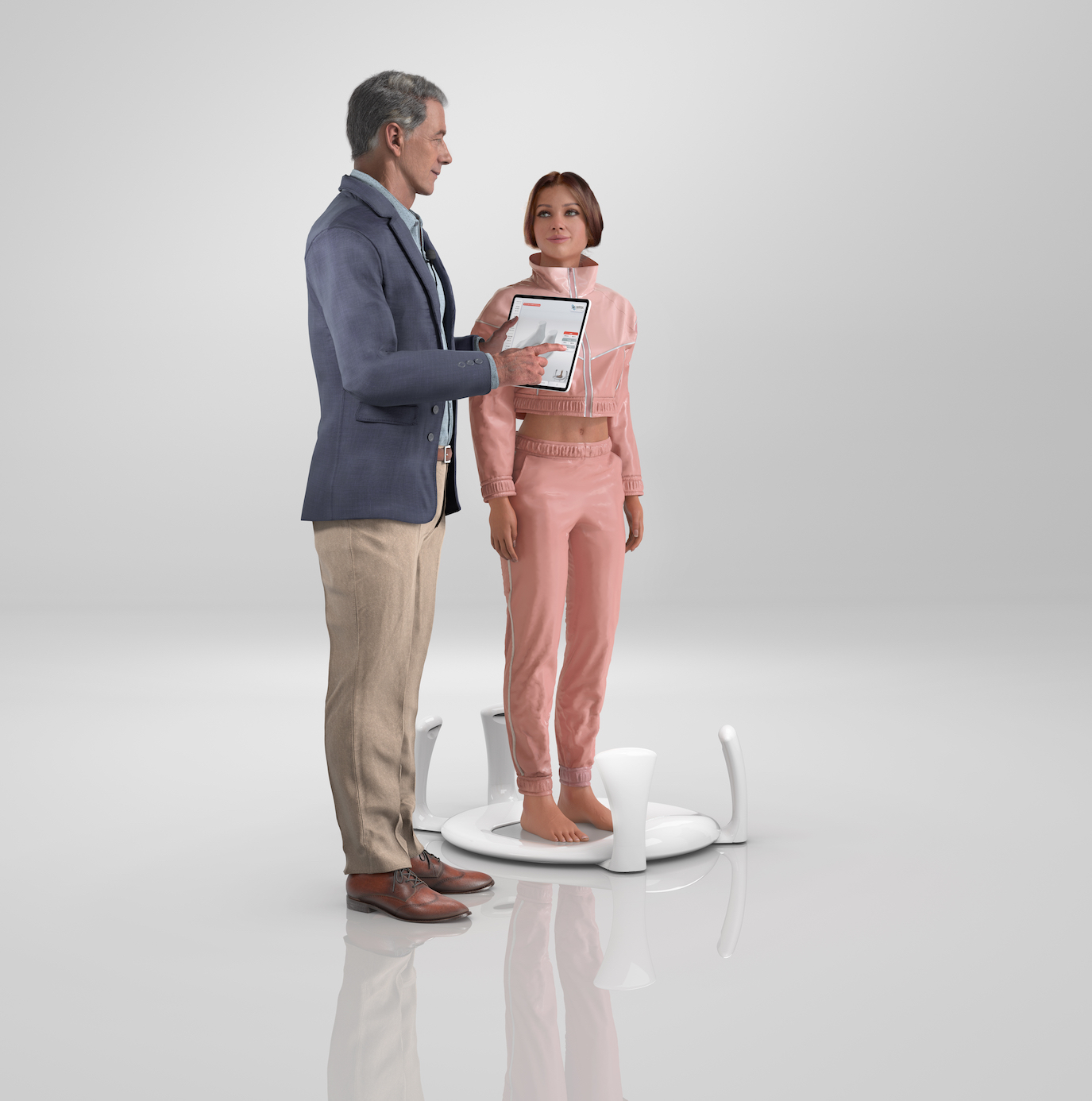 Aetrex Worldwide, a developer of foot scanning technology, and a seller of orthotics and comfort and wellness footwear, has unveiled Albert 3DFit, a 3D foot scanner that can calculate customers' 3D foot measurements in less than 10 seconds with accuracy of up to 1 millimeter.