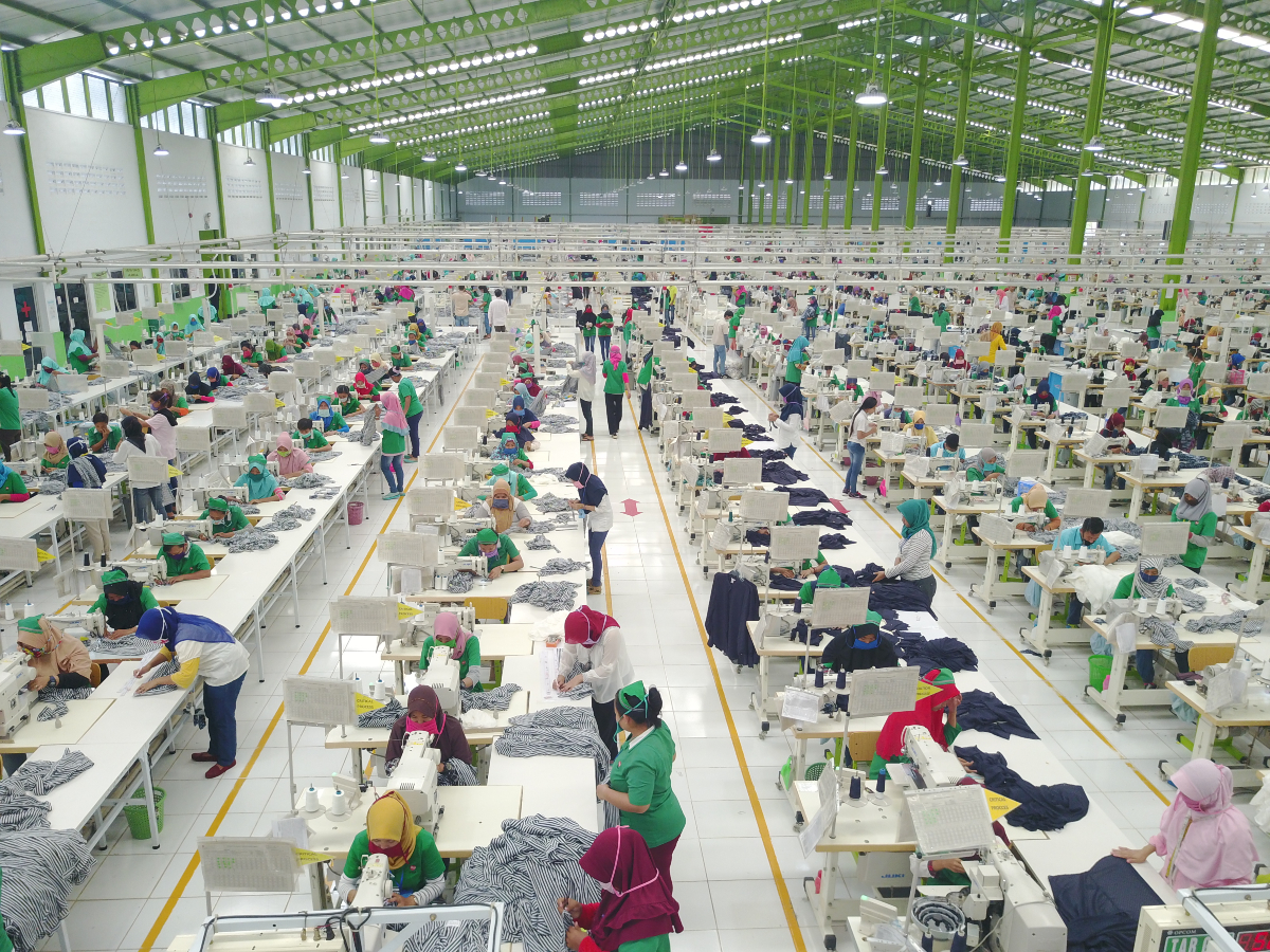 Though most of Bangladesh is going into a hard lockdown starting July 1, export-oriented garment factories are permitted to continue manufacturing.