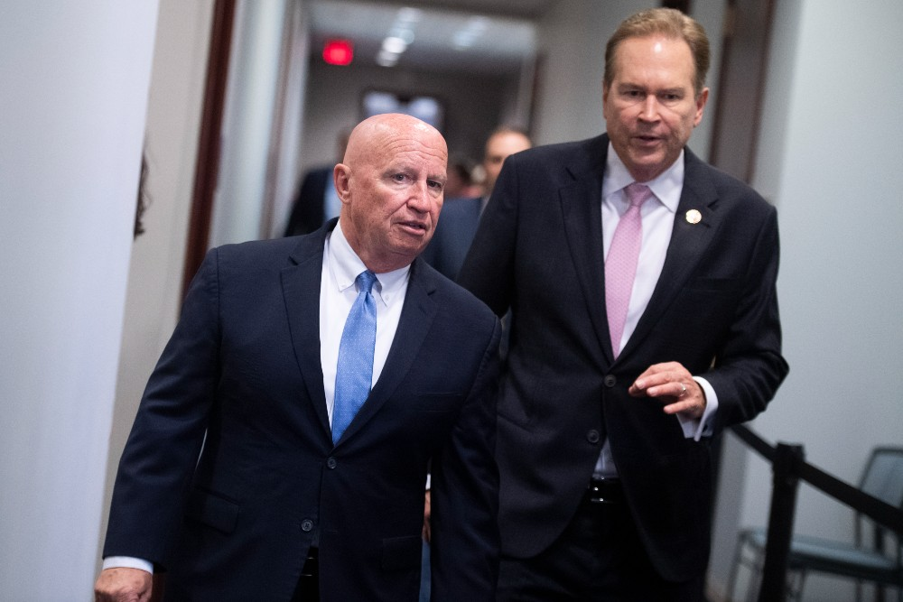 House Republicans Brady and Buchanan this week introduced the Trade Preferences and American Manufacturing Competitiveness Act of 2021.