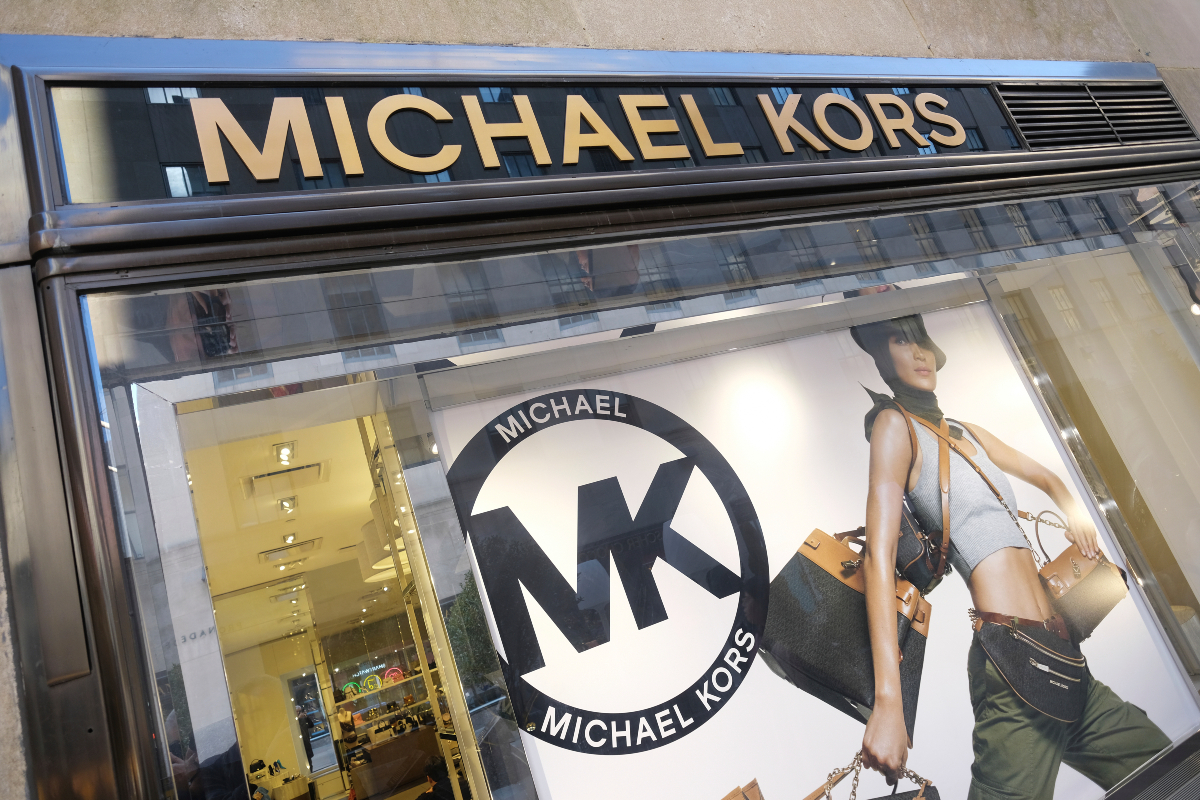 Capri Holdings, owner of Michael Kors, Jimmy Choo and Versace, will consider luxury acquisitions when it reduces debt to $300 million.