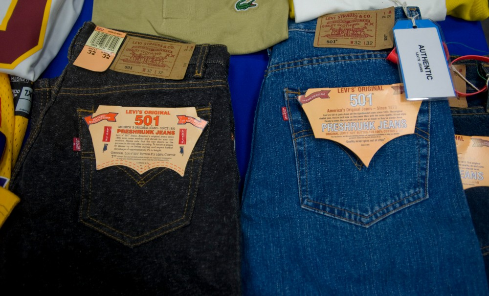 USA-IT brings together brands like Levi's and Tommy Hilfiger, law enforcement and trade groups to combat counterfeiting and illicit trade.