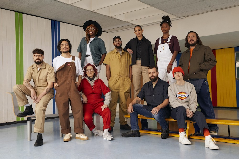 """Dickies launched """"Dickies Icons,"""" a new brand campaign that marks the first time it has simultaneously celebrated its most iconic styles."""