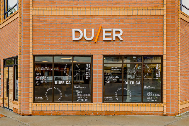 Canadian performance denim and apparel brand Duer announced this week plans to open its second U.S. brick-and-mortar in Los Angeles.