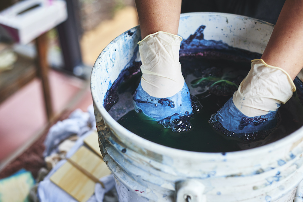 Scientists from the Korea Advanced Institute of Science and Technology have discovered a way to produce indigo dye using bacteria.