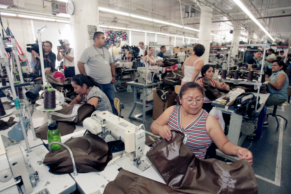 A California bill designed to improve the livelihoods of garment workers is closer to becoming law, but not everyone is happy about it.