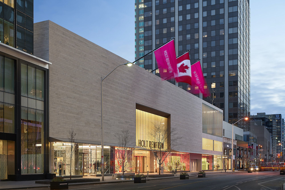 Holt Renfrew set sustainability commitments that makes it the first and only Canadian retailer to set approved science-based targets.