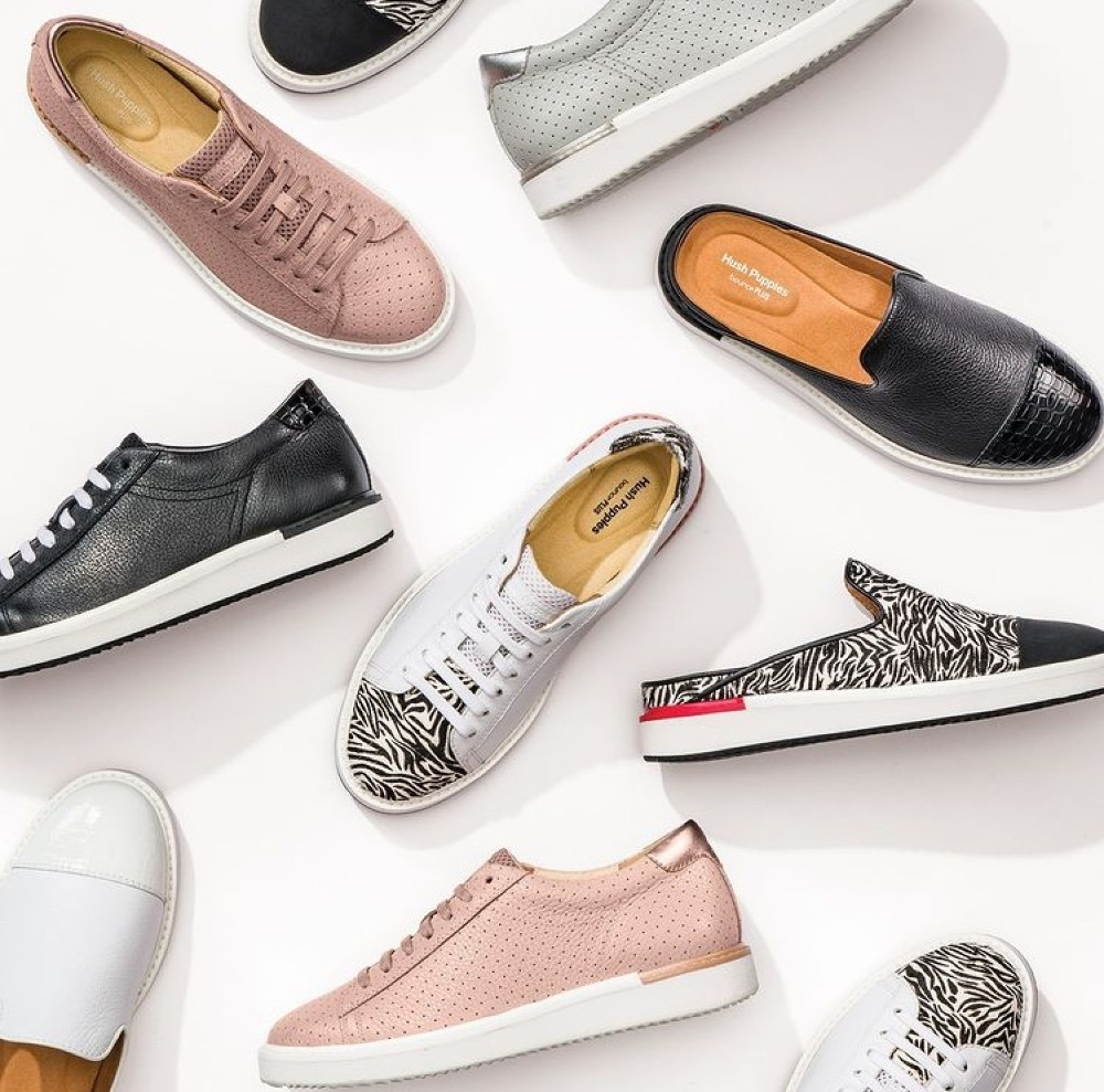 Hush Puppies has partnered with performance footwear manufacturing body Voxel8 on new digitally produced midsole technology.