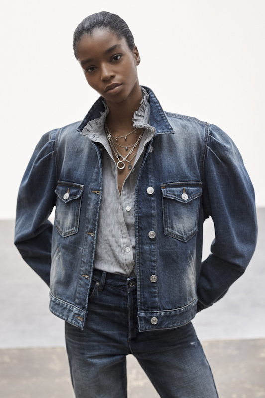 Another sign that luxury fashion is working toward a circular future, Isabel Marant launched a resale site called Isabel Marant Vintage.