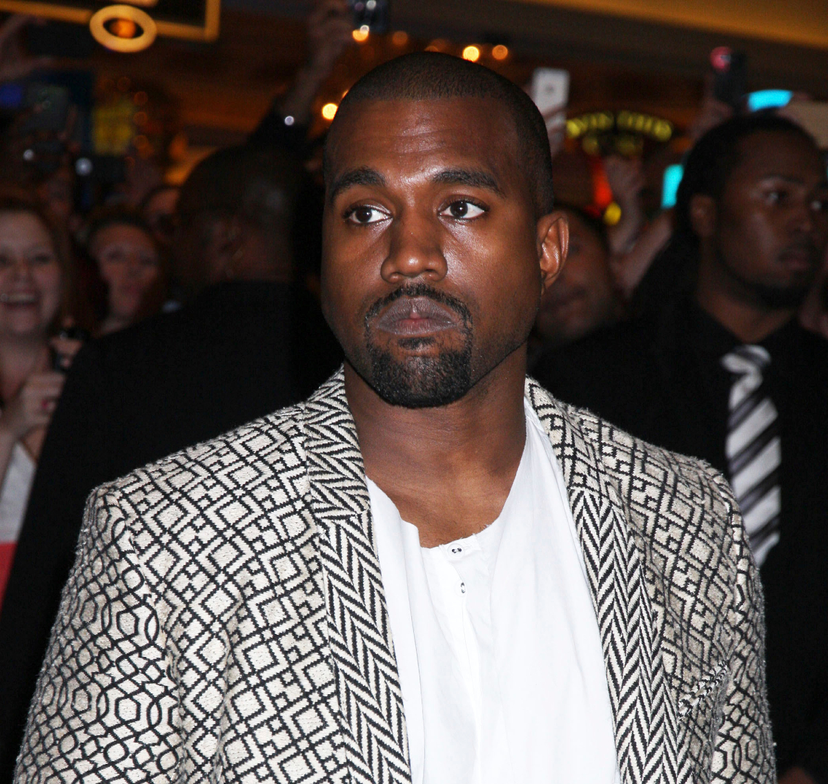 """Kanye West and his Yeezy fashion label filed an """"unfair competition"""" lawsuit against Walmart for selling knockoff Yeezy Foam Runner footwear on its website."""