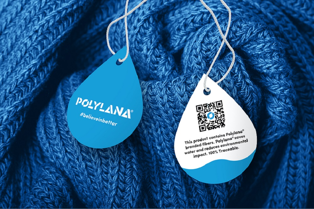 """Polylana yarn is now available as """"Made in Europe,"""" starting with the first spinners– Italy's Alpes Filati and Turkey's Karacasu Tekstil."""