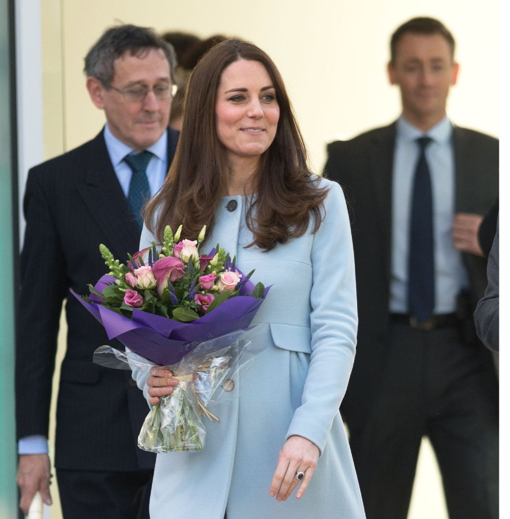 British maternity label Seraphine has attracted a cadre of celebrity fans from the Duchess of Cambridge to Carrie Underwood and Coco Rocha.