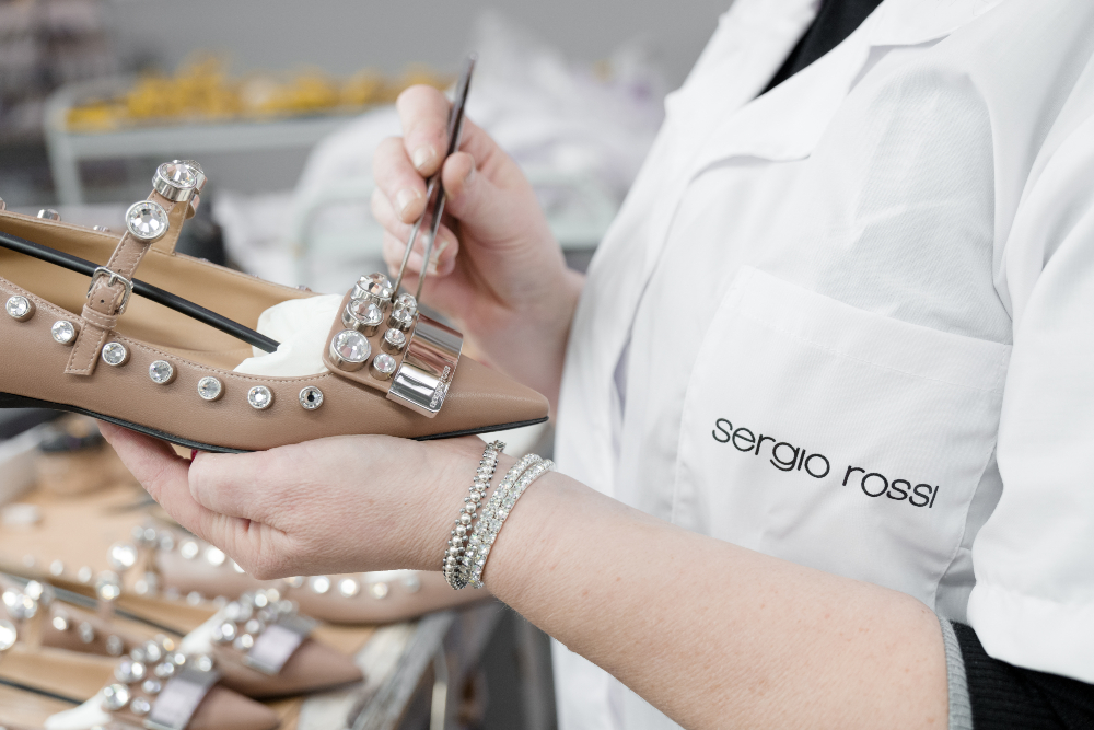 Fosun Fashion Group announced plans to acquire Sergio Rossi from Investindustrial