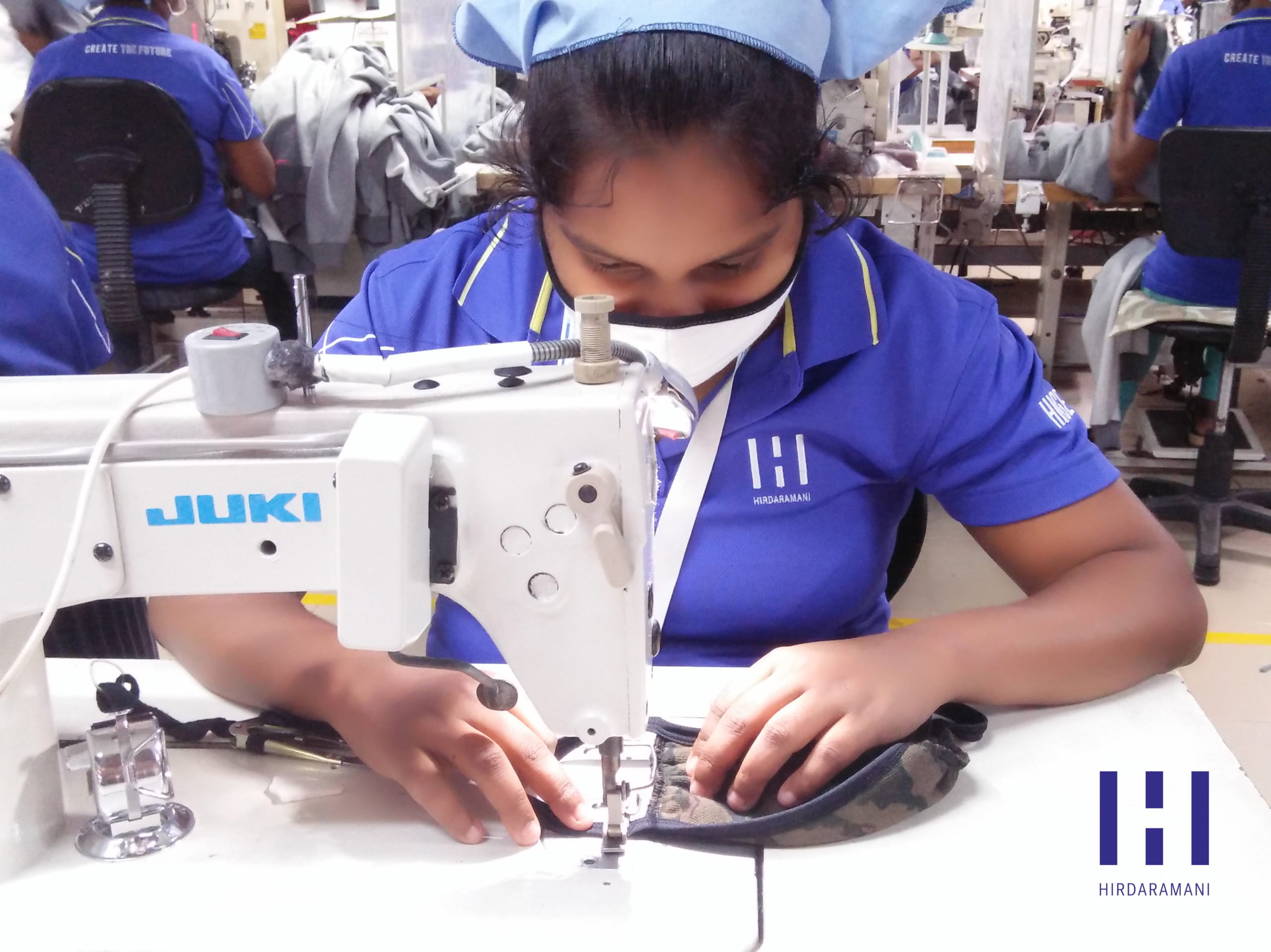 Sri Lanka factories have been operating amid a crushing third wave of Covid-19.