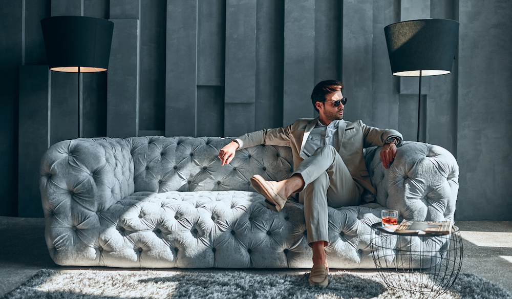 Product intelligence company Trendalytics' June 2021 Top Trends report points to a more tailored look for men.