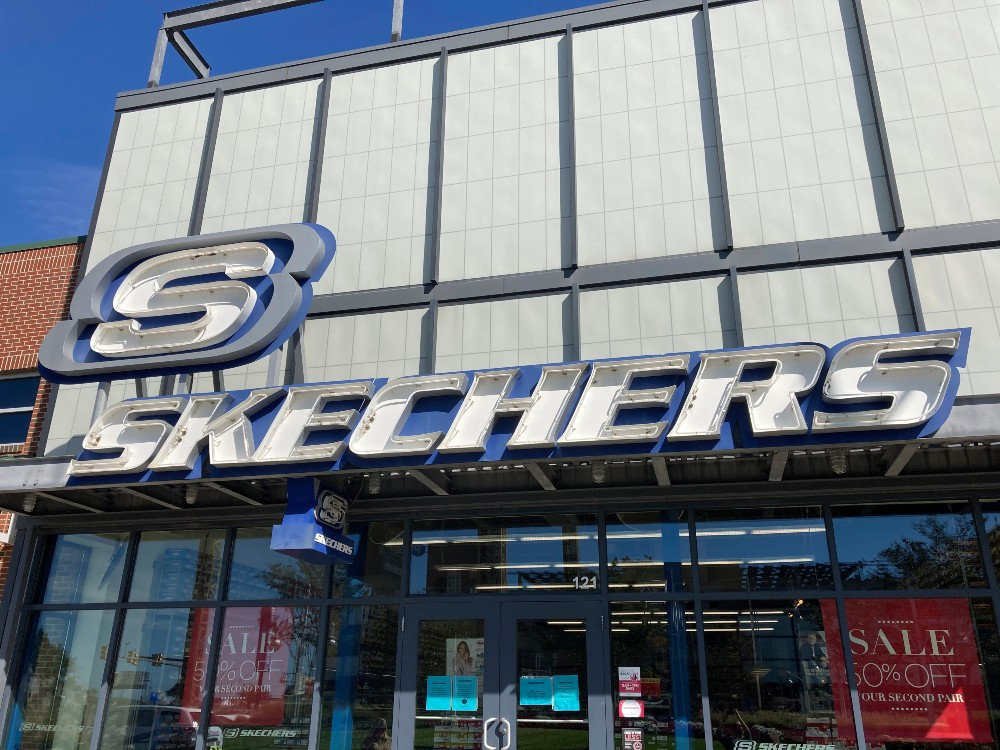 Skechers, led by gains in sport, kids, casual and seasonal footwear, recorded a record second quarter