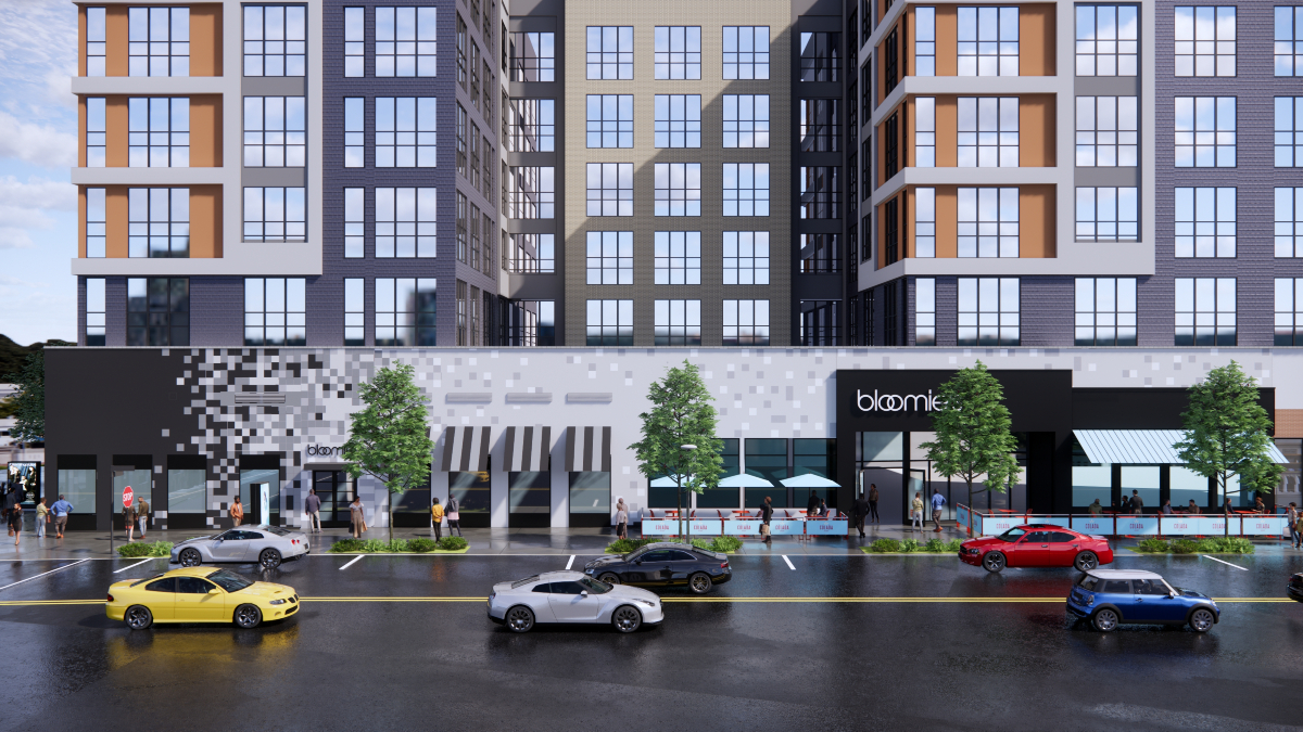 Bloomingdale's will open its first small-format Bloomie's concept store this summer, featuring a carefully curated fashion assortment.
