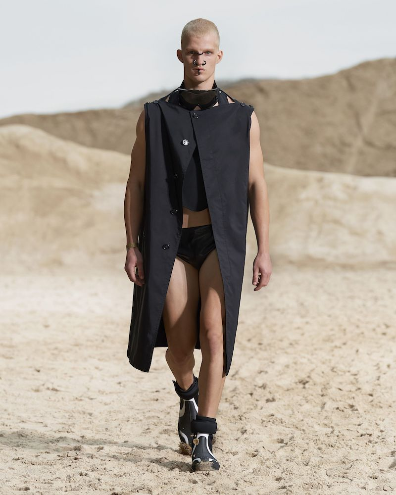 The Spring 2022 runway shows presented a wave of styles that champion experimentation and fluidity in men's wear.