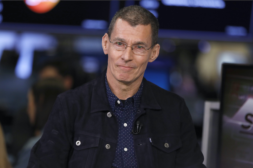 Levi Strauss & Co.'s Chip Bergh discusses the need for all business leaders to possess empathy in the aftermath of 2020.