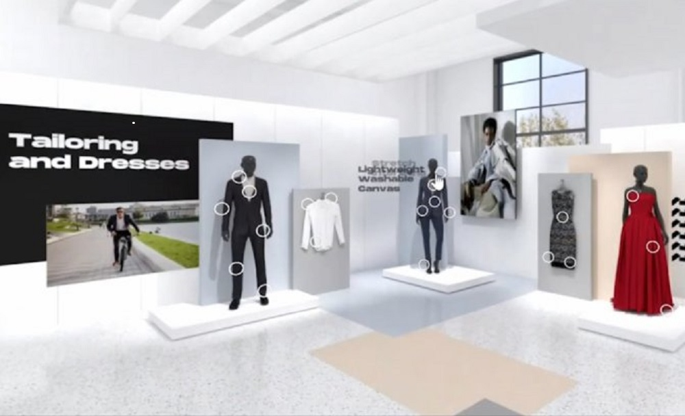 Chargeurs PCC and CLO Virtual Fashion said Chargeurs' digital assets are now available in the CLO-SET Connect virtual marketplace.