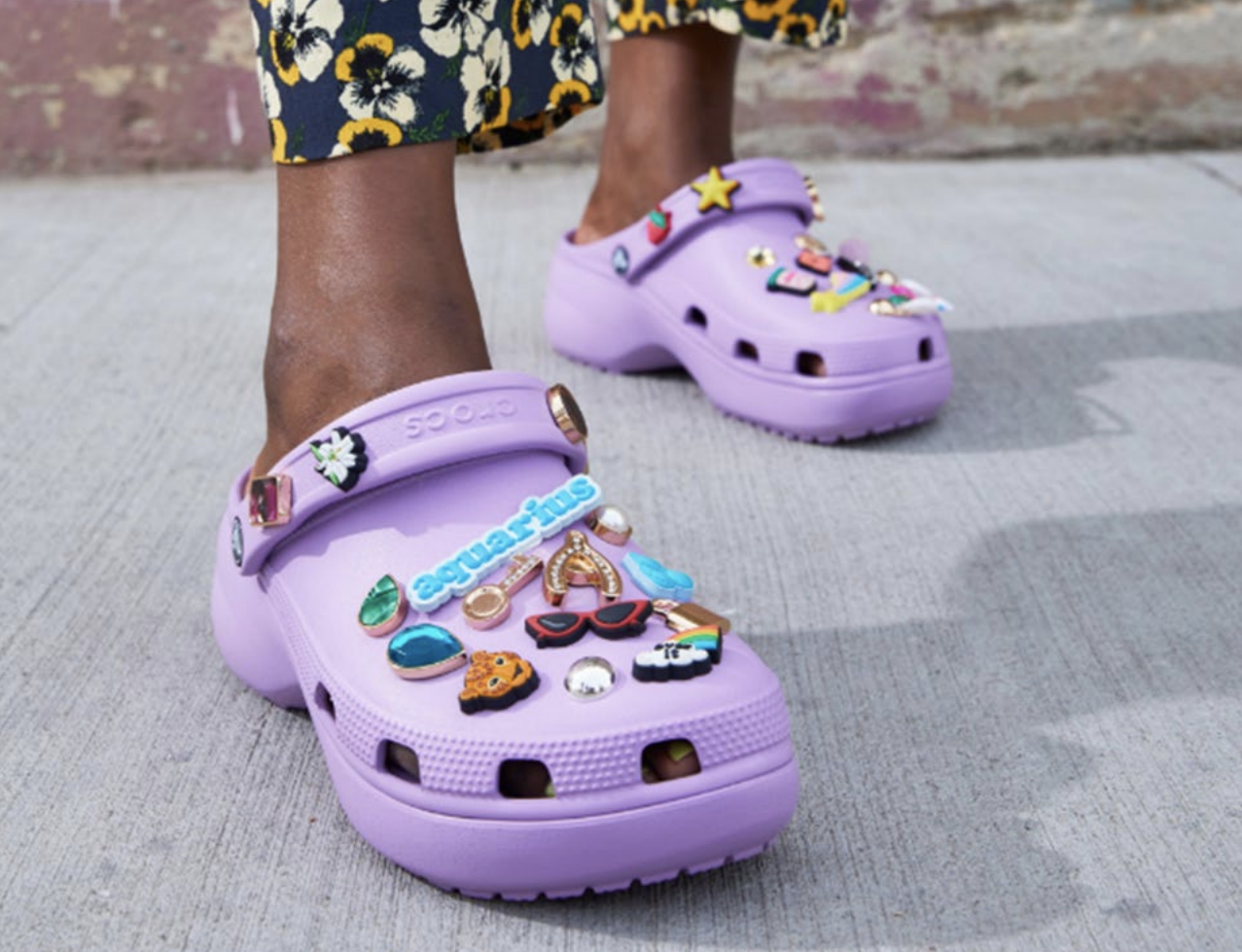 Crocs raised its full-year outlook for the second time in 2021 amid record revenues, and has committed to net zero emissions by 2030.