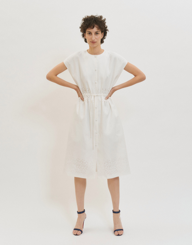 WGSN's Sara Maggioni describes a Spring/Summer 2022 season shaped by dopamine dressing and hybrid garments that can be dressed up and down.