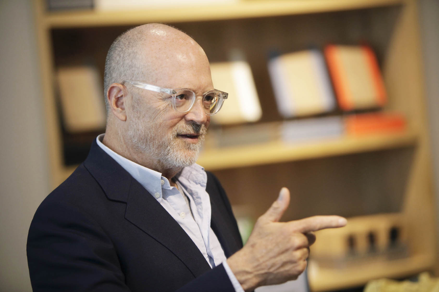 """Fashion's """"Merchant Prince,"""" former J.Crew and Gap Inc. CEO Mickey Drexler, will work alongside his son Alex Drexler and Somsack Sikhounmuong, the co-founders of the classics brand."""
