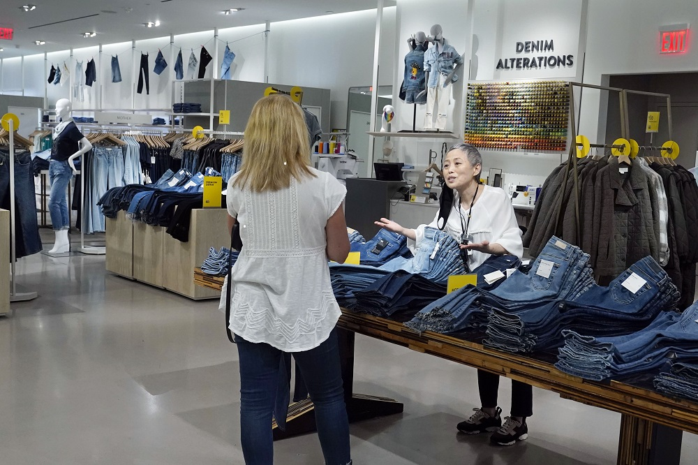 Consumer spending on clothing and footwear bounced back in June, after two months of declines, the U.S. Bureau of Economic Analysis said.