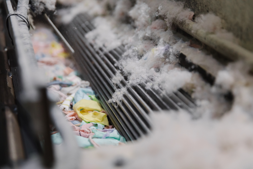Fourth-generation manufacturer and material science company Recover scales up to meet global demand for recycled textiles, including cotton.