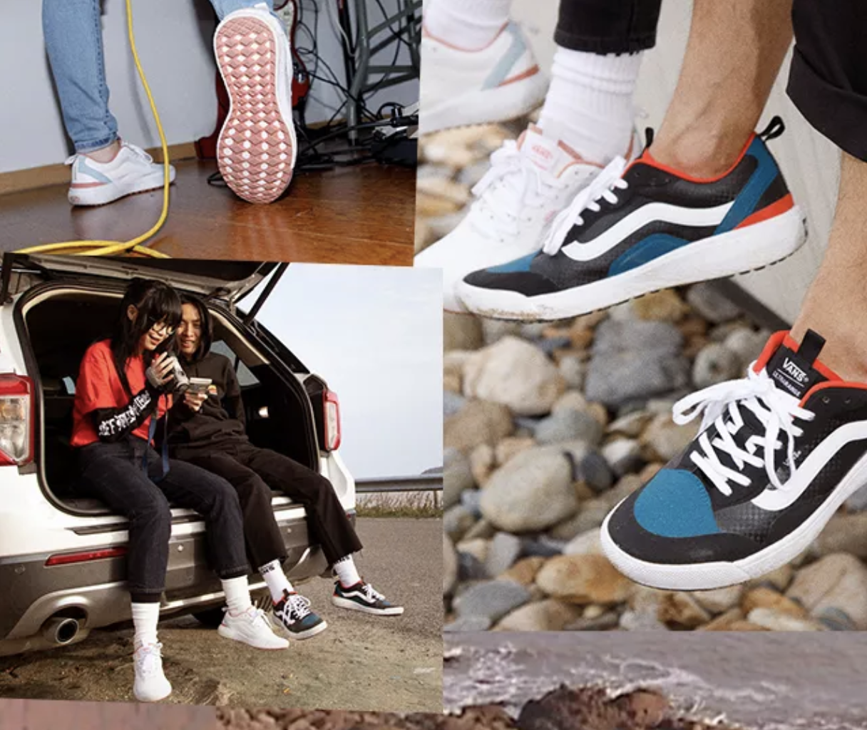 CEO Steve Rendle sees a big opportunity in the Vans brand, where the company is taking orders four-to-five months out due to high demand in early prep for the 2021 holiday season.