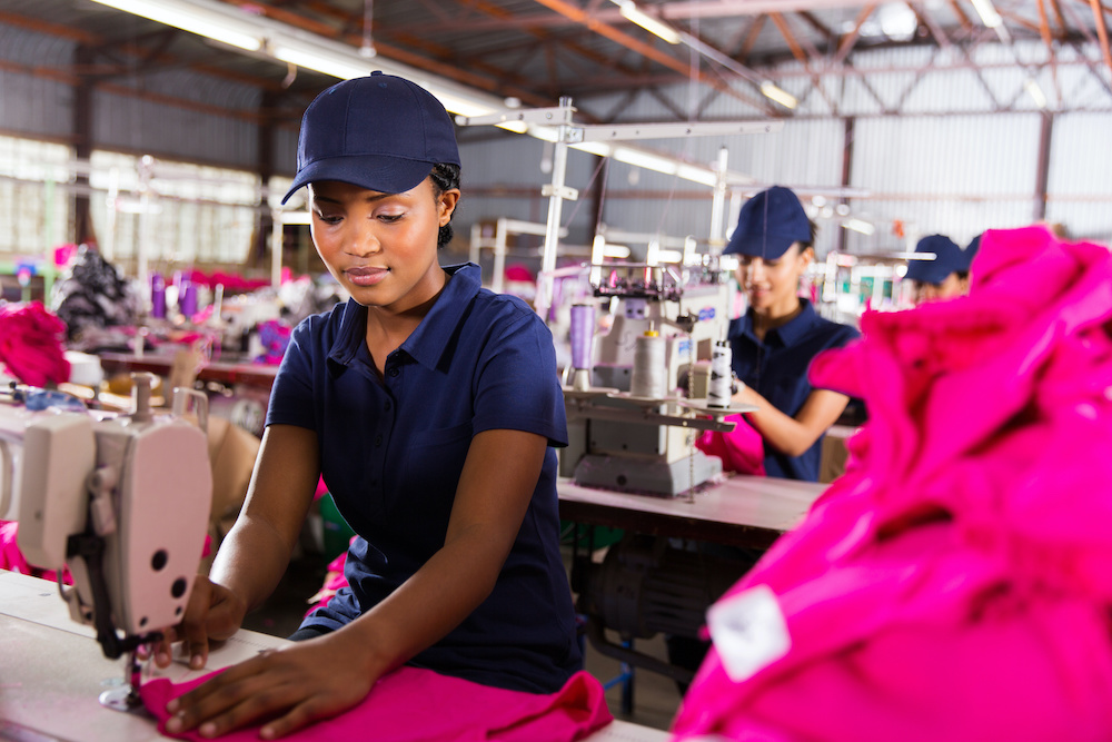 With digitization, CGS' Shop Floor Control offers apparel companies data-backed, real-time visibility into their entire production process.
