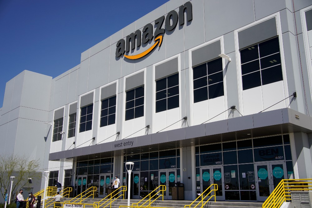 Amazon is ending free employee Covid testing, citing evolving health authority guidance, even as the Delta variant sends cases rising.