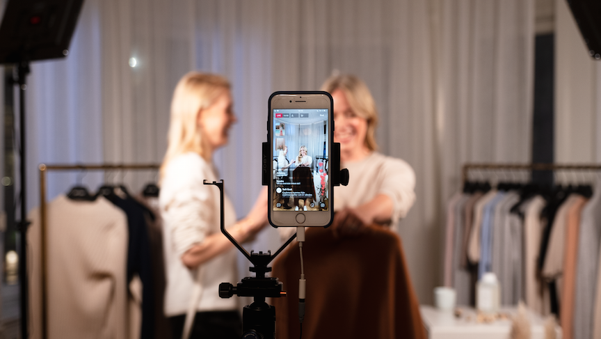 Bambuser has launched the Live Shopping with Bambuser app for Shopify. Developed and launched by Woolman, the largest Shopify Plus agency in Europe, the app can be downloaded directly from the Shopify app store.