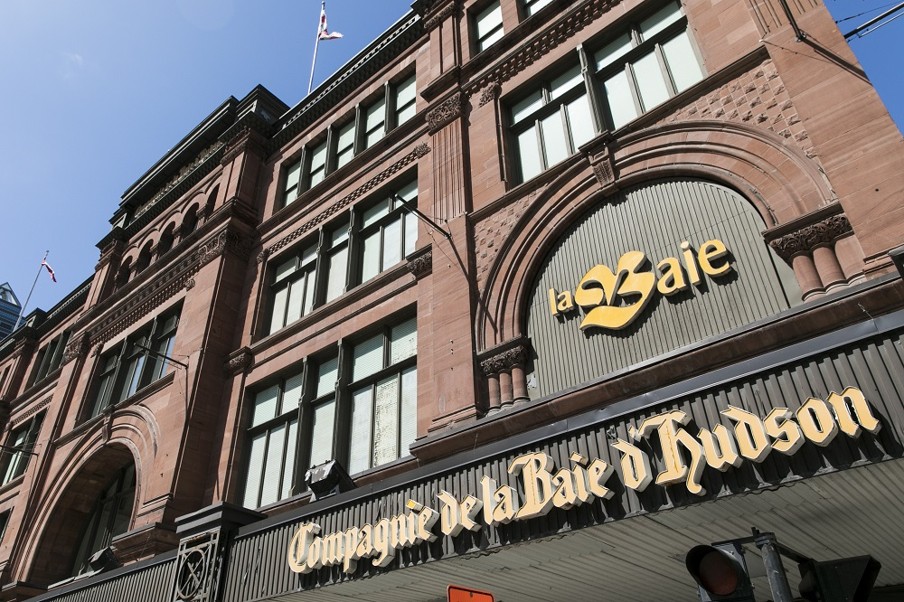 Department store operator HBC is mulling options for its Winnipeg Hudson's Bay building and has received interest from several stakeholders.