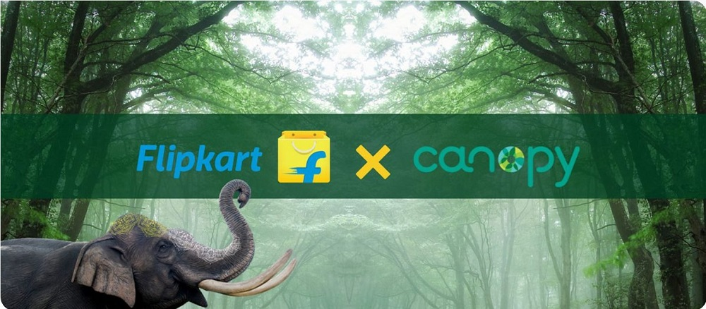 Flipkart Group committed to more responsible sourcing of sustainable packaging and cellulosic fibers in collaboration with Canopy.