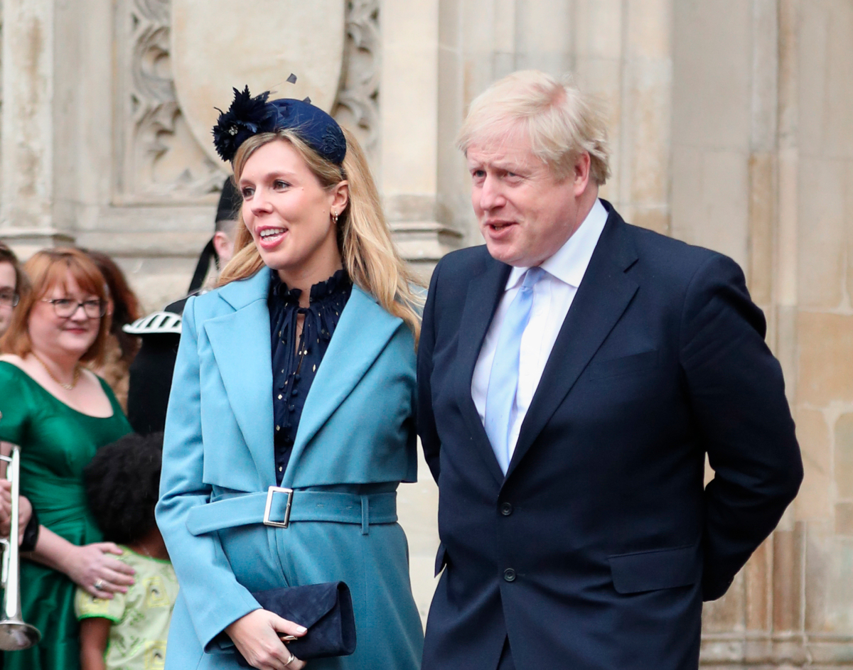 Harrods is launching fashion rentals with My Wardrobe HQ, the service Boris Johnson's bride Carrie Symonds used to rent her wedding gown.