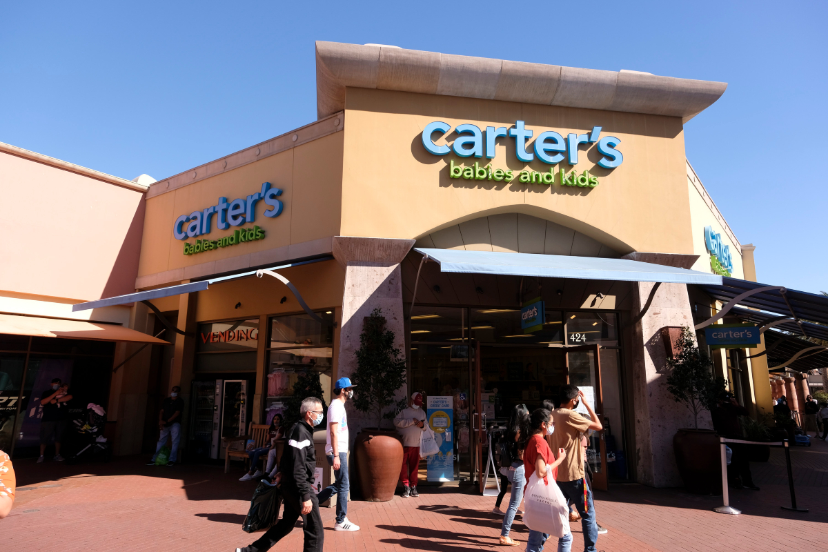 Carter's first corporate social responsibility report pulls back the curtain on the company's plans to promote people, product and planet.