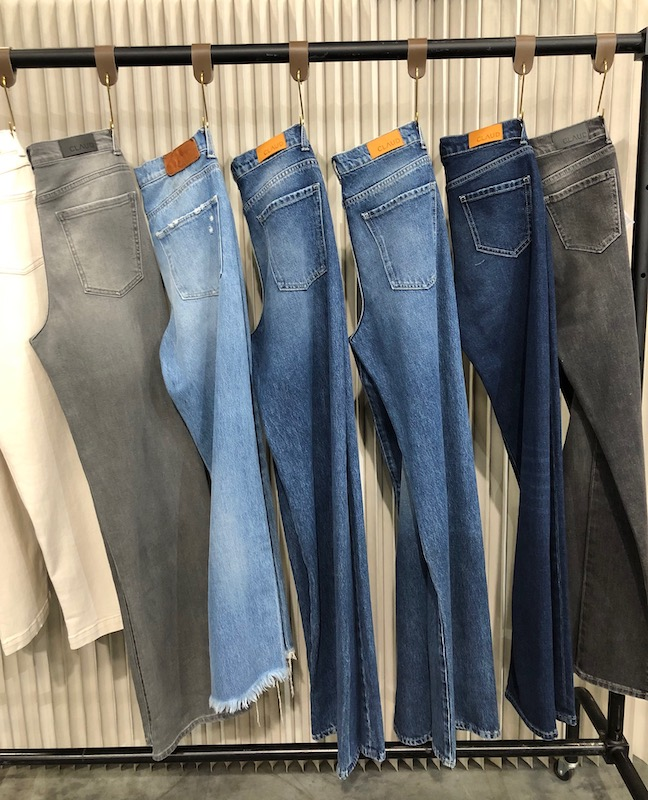 Though comfort remains in high demand, denim had a strong presence at both Liberty Fairs and Project in Miami last weekend.