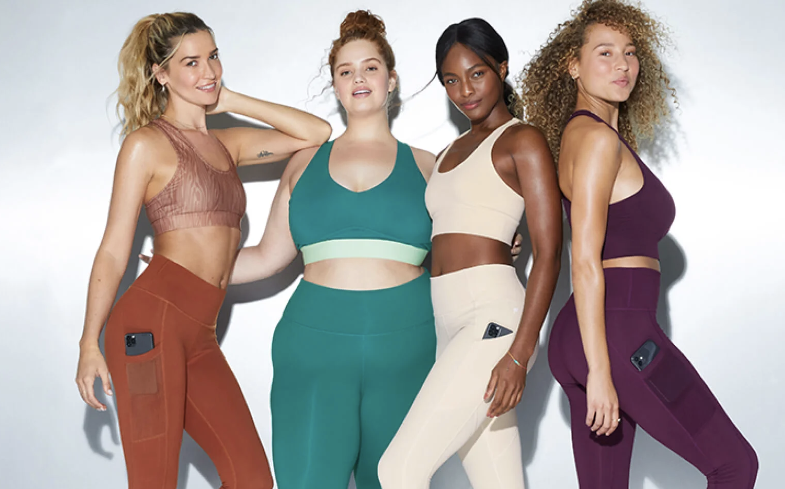 Fabletics is launching resale-as-a-service with Thredup to extend the life of its activewear garments.