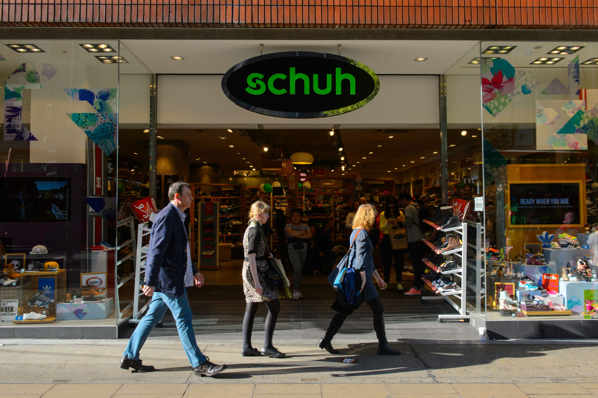 Footwear firm Genesco, which owns Schuh, successfully thwarted an activist investor's attempt to wrest control of its nine-member board.