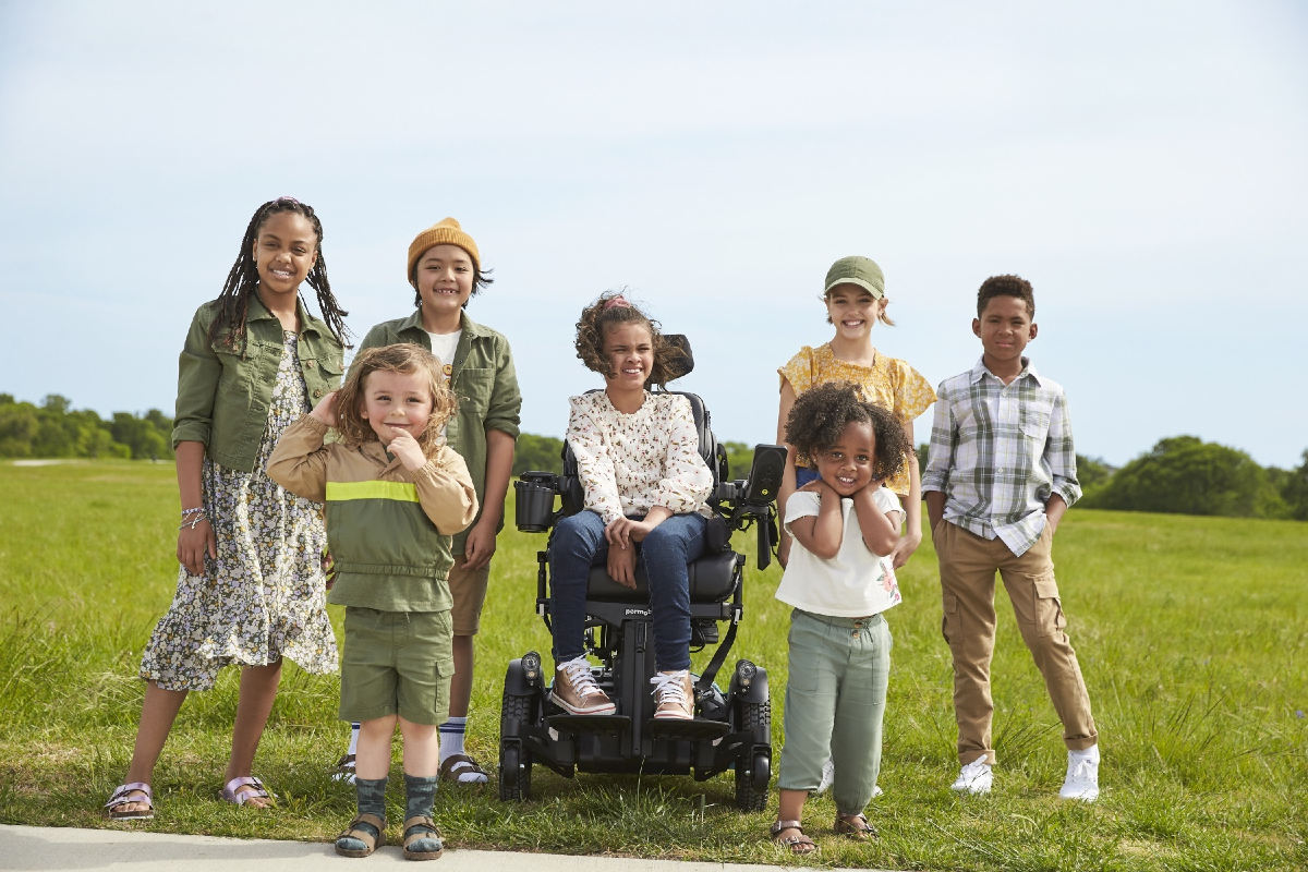 JCPenney launched the adaptive Thereabouts private-label children's apparel brand on July 15.