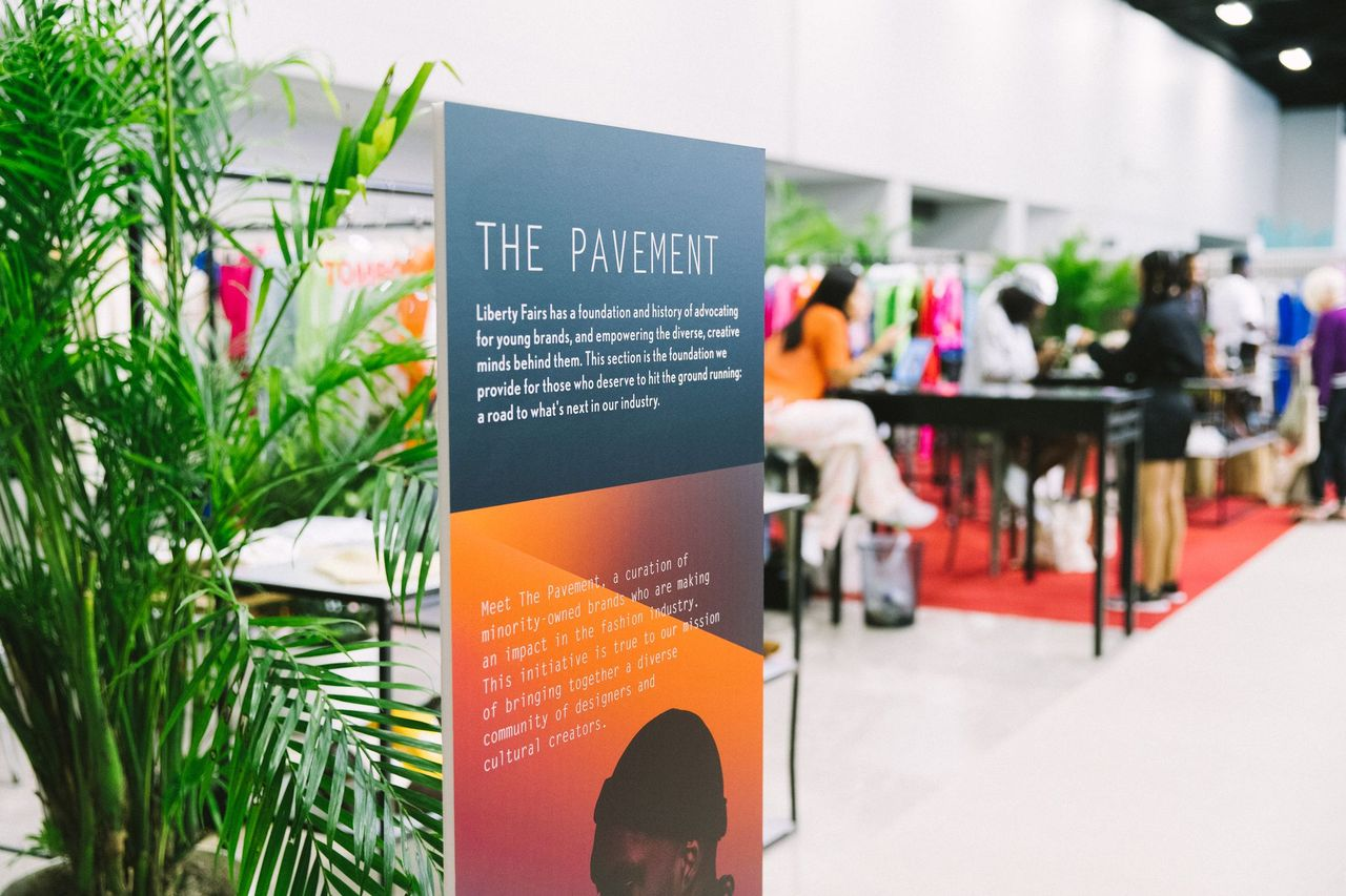 Liberty made its debut in Miami alongside its sister show Cabana last weekend, re-introducing the apparel industry to in-person events.