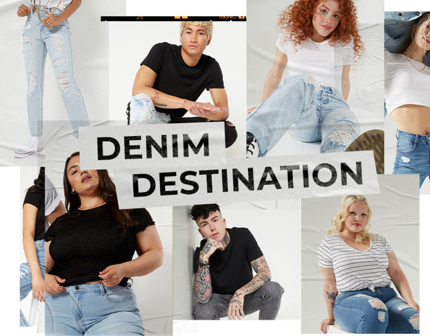 """Rue21's denim-heavy promotion comes as the apparel industry experiencing what Cowen analysts called a """"renewed denim cycle"""" in June."""