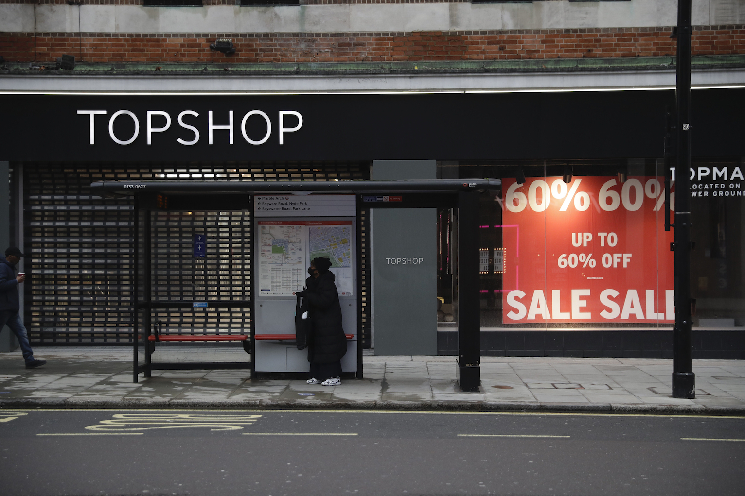 When online fashion seller Asos acquired the Topshop, Topman, Miss Selfridge's and HIIT brands from Arcadia Group, the deal included none of their stores.