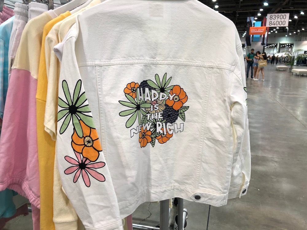 Denim brands like Eleven Paris, Mavi, Desigual and Calvin Klein made a strong showing at Project Las Vegas with timeless staples and joyful designs.