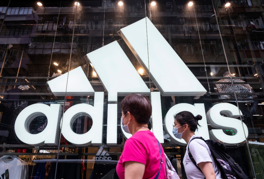Milkcrate Athletics sued Adidas for trademark infringement over a trio of shoes it released in collaboration with Vic Lloyd.