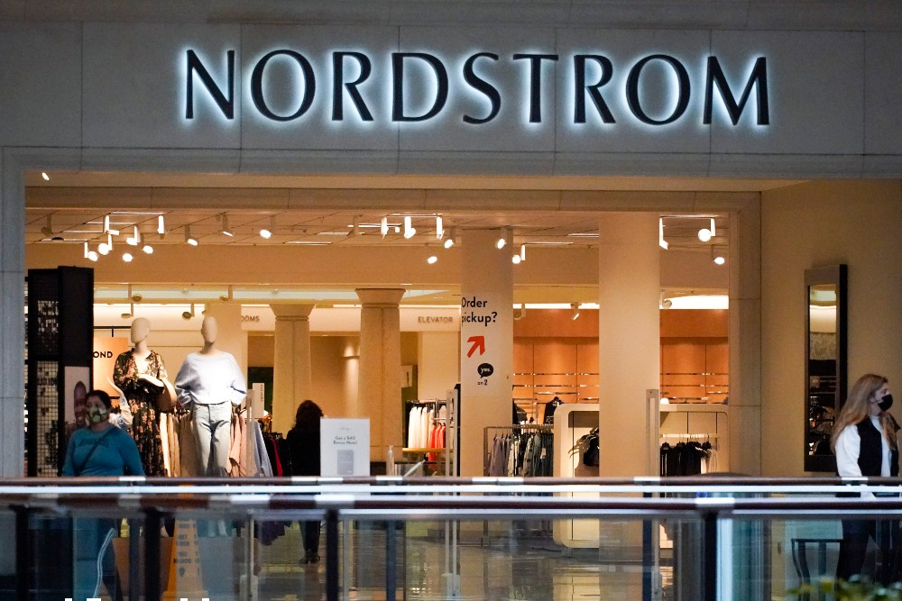 Nordstrom said it will donate 25,000 pairs of Nike sneakers to kids in need this fall.