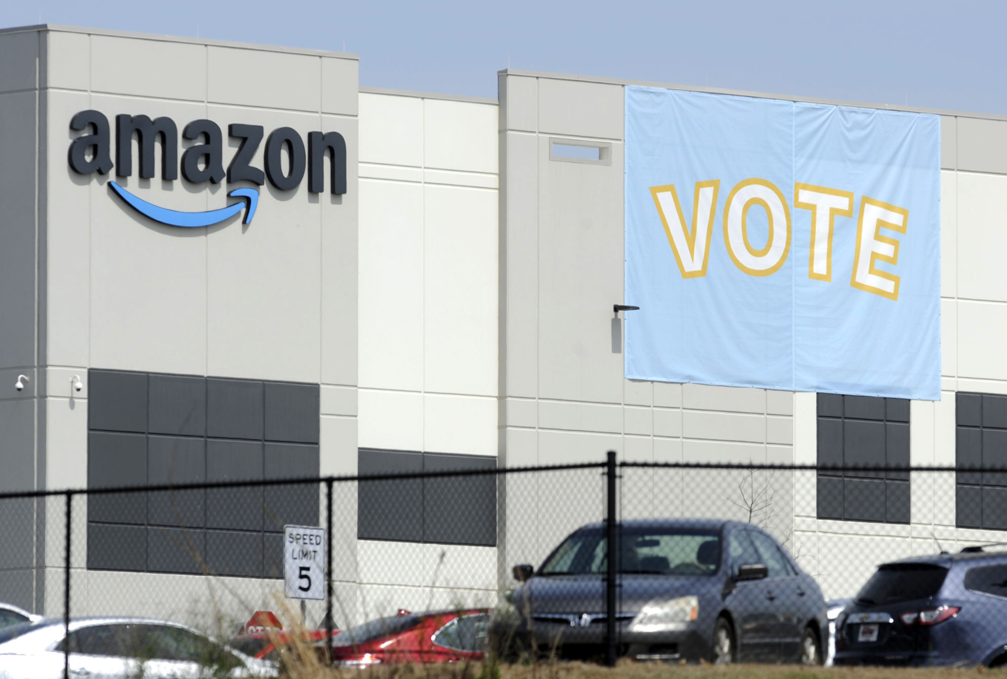 A U.S. labor judge ruled that Amazon meddled in a vote defeating a unionization attempt while an Indian court upheld a blocked megamerger.